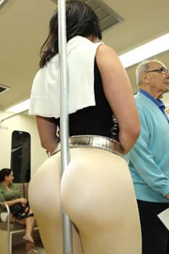 Subway Butt GF Revenge