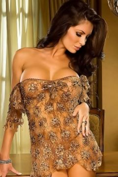 Megan Voss from Playboys